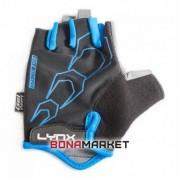 Lynx перчатки Race blue, размер L