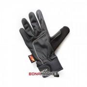 Lynx перчатки Windblock black, размер M