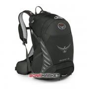 Osprey рюкзак Escapist 25 black, размер S-M