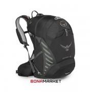 Osprey рюкзак Escapist 32 black, размер M-L
