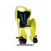 Bellelli сиденье MR Fox Relax B-Fix yellow-black