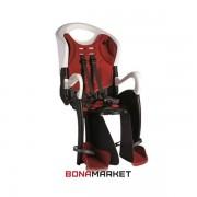 Bellelli сиденье Tiger Clamp black-red