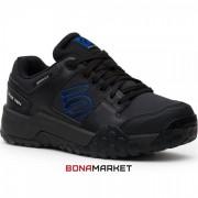 Five Ten кроссовки Impact Low black-blue, размер 8.5 (42.5)