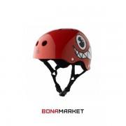 Triple Eight шлем Mallof OC red glossy