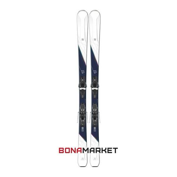Salomon лыжи E W-Max 6 + Mercury 11 L80