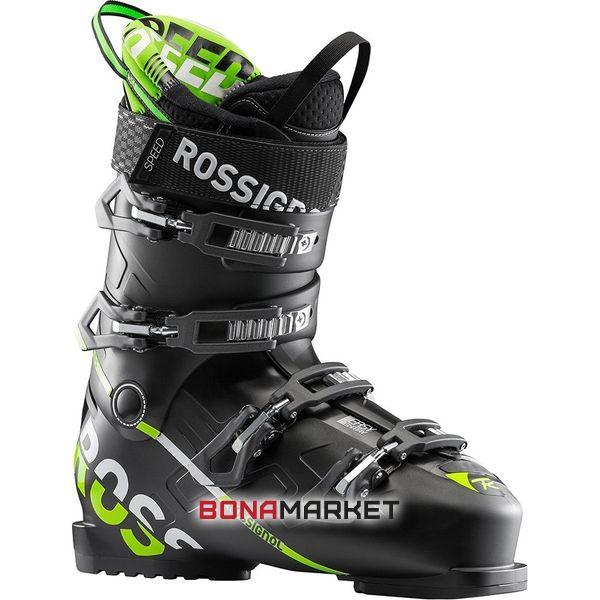 Rossignol ботинки Speed 80 2019 black-green Киев 567425d2b5ac6