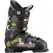 Salomon ботинки X Pro 90 2019 black-acid green