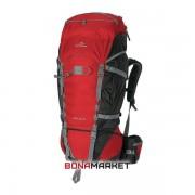 Fjord Nansen рюкзак Himil 60+10 red-black