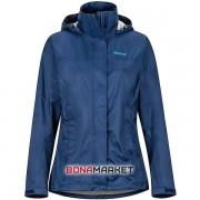 Marmot куртка Precip Eco W arctic navy