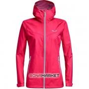 Salewa куртка Puez Aqua 3.0 PTX W rose red