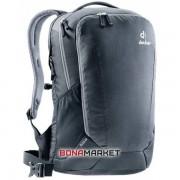 Deuter рюкзак Giga black-grey zipper
