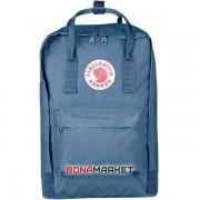 Fjallraven рюкзак Kanken Laptop 15 blue ridge