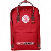 Fjallraven рюкзак Kanken Laptop 15 deep red-random blocked