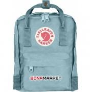 Fjallraven рюкзак Kanken Mini sky blue