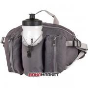 Lifeventure сумка поясная Hip Pack Active black