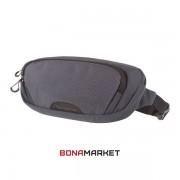 Lifeventure сумка поясная RFID Hip Pack 2 black