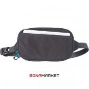 Lifeventure сумка поясная RFID Travel Belt Pouch black
