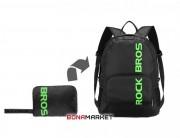 Портативный складной непромокаемый велосипедный рюкзак Rockbros
